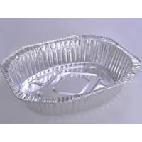 China Full Size Aluminum Disposable Baking Pans Deep Steam Table Tray For Chicken Roaster wholesale