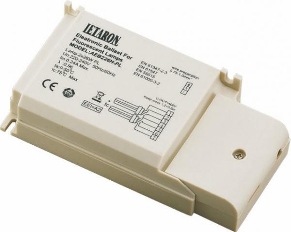 Quality 18W 160mA Programmed High Frequency Fluorescent Lamp Electronic Ballast AEB218H-PL for sale