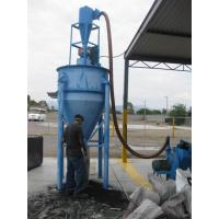 China Glass Fiber Separator Machine For Tyre Shredder Machine With Rubber Granule on sale