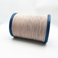 China USTC155 0.08mm * 42 Stranded Copper Wire Dacron / Nylon Covered Litz Wire wholesale