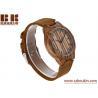 China Fashion Luxury Brand Watch Watch Wood Bamboo Unisex Watch 2018 wholesale