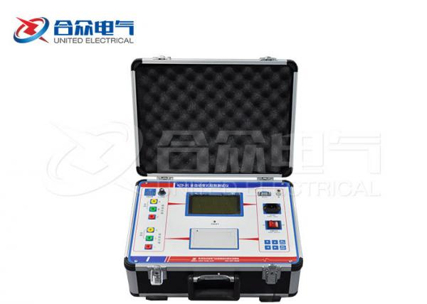 Quality Portable Automatic Transformer Testing Equipment Voltage Ratio Test of Transformer Use for sale