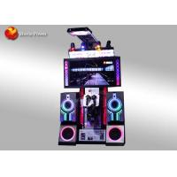 Buy cheap Indoor Playground Game Park Dancing Redemption Game Machine Vr Dancing Simulator from wholesalers