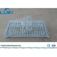 China 4.8 - 6.0mm Guage Welded Wire Mesh Cages With large capacity wholesale