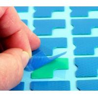 China Ultra Soft Low Thermal Conductivity PAD TIF120-20-07U Light Green 5.5 MHz Dielectric Constant 2.0W/mk wholesale