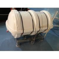 Buy cheap SOLAS/EC/CCS approved 25 persons inflatable life raft manufacture price from wholesalers