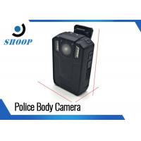 64GB Water Resistant HD Body Camera 1296P Body Worn Camera With Night Vision