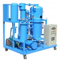 China ZJD Hydraulic oil Purifying Equipment,Lubricating Oil Filtration Machine wholesale