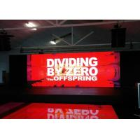 Buy cheap High Refresh Rate Concert LED Screens Hire , SMD2121 Outdoor Full Color LED from wholesalers