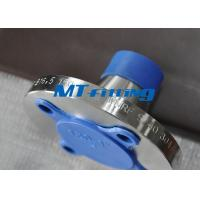 China ASME B16.5 DN300 Flanges Pipe Fittings F309S / F310S Welding Neck Flange wholesale