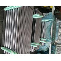 China CK45 Stainless Steel Rod / Tempered Rod For Hydraulic Machine wholesale