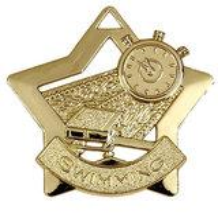 Blank Novelty Soccer Medal