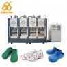 China Full Automatic EVA Foam Antistatic surgical shoes Injection Molding Machine Vertical Type wholesale