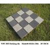 Buy cheap DIY WPC composite decking tile reviews 30cm*30cm (OLDA-1004) from wholesalers