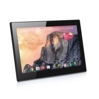 China 17 Inch Commercial Tablet PC Bus Advertising Wall Mount WiFi 4G LTE Anti - Glare Surface on sale