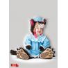 China Costume mignon de lion de bébé, costumes nouveau-nés de Halloween de bébé de grand mauvais loup wholesale