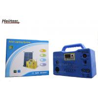 Buy cheap Heineer SG1220 DC solar home system for LED lamp and DC fan from wholesalers