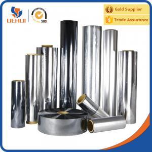 China Hot Sale Items Metalized Aluminum PET Film Wholesale wholesale
