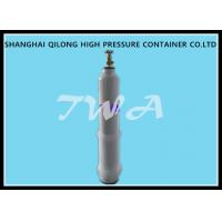 China R19 ISO Standard 10L Steel Cylinder 15Mpa 830mm Length wholesale