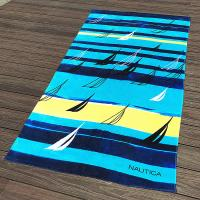 China Personalized Shark  Whale Beach Towels for Adults Hawaii Bright Beach Towels wholesale