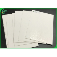 China G1S G2S High Thick 1mm 1.5mm White SBS FBB Paper Board Sheet For Packing Box wholesale