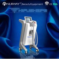 most effective vertical HIFUSHAPE slimming machine for body slimming and body shaping
