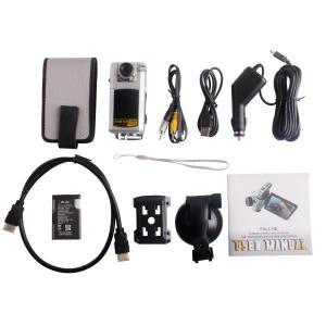 "China F900LHD 4X Digital Zoom 1080P 120° Lens Full HD 2.5"" TFT Digital Car Camera Video Recorder DVR wholesale"