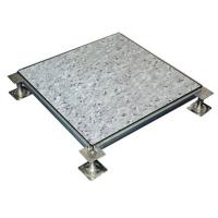 China elevated floor panel with PVC finish on sale