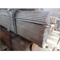 Hot rolled Carbon Steel Flat Bar GB Q345B ASTM Flat Metal Bar with 6 Meter
