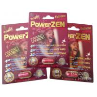 China Triple Powerzen Xtreme 1500mg Herbal Sex Pills Powerful Safe for Adults wholesale