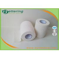 China Cotton Elastic Sports Tape Adhesive Bandage For Pain Relief And Support 75mm wholesale