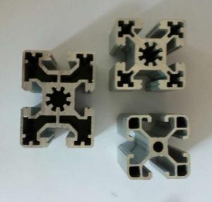 Buy cheap Perfiles de aluminio estándar de la protuberancia, planta de fabricación de aluminio médica T3 de la aleación 6063 from wholesalers