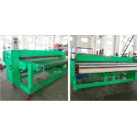 China Optional Color Carpet Floor Tiles / Die Cutting Machine ±1.5 Mm Fixed Length wholesale