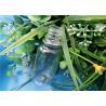 China Transparent Plastic Cosmetic Bottles PET Cleaning / Perfume Bottle wholesale