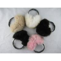 China fox animal fur winter earmuffs earcaps wholesale