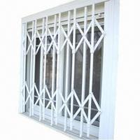 China High Security Window Grille, Made of Steel wholesale