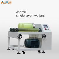 China 20l-2 Lab Roller Ball Mill Laboratory Powder Mixer For Small Production wholesale