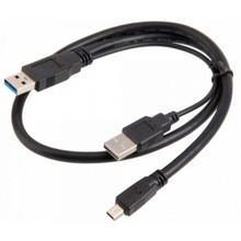 China 0.6m USB 3.0 AM - MINI 10 P Y Cable wholesale