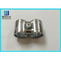 China Multifunctional Flexible Chrome Tube Connectors HJ-11D  2.5mm Thickness wholesale