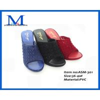 China 2014 lady comfortable High heel sandals new design fashion shoes ASM-301 on sale