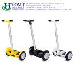 China 4400 mAh 36 V Self Balancing Electric Skateboard 2 Wheels Two Hour Charging Time wholesale