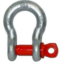 China US G209 Screw Pin Bow Marine Shackle wholesale