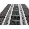 China Fully Automatic Titanium Electrode Products , Light Weight Platinized Titanium Anode wholesale
