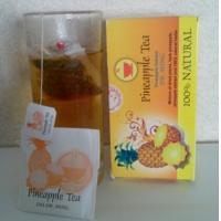 Dr Ming Weight Loss Pineapple Tea (30 sachets) Fast Effect, Del Pineapple Weight Loss Dr Ming Pineapple Slimming Tea