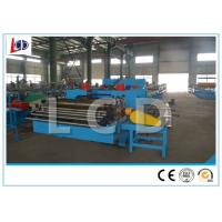 High Speed Sheet Metal Roll Forming Machines Servo Controlled For Cable Tray