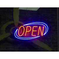 Buy cheap LED Neon Sign Open LED Open Sign for Business Displays: LED Neon Light Sign Open Signs for Shops, Hotels, from wholesalers