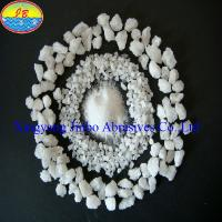 Steel Industrial Refractory Material White Fused Aluminum Oxide