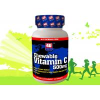 Chewable Vitamin C Tablet mineral supplement Chewable c vitamin