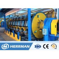 China High Potency Cable Stranding Machine HS Code 8479400000 Fatigue Resistant on sale