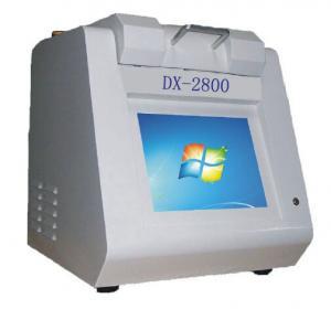 China Si - Pin XRF Gold Analyzer Digital Spectrum Analyzer For Precious Metal on sale